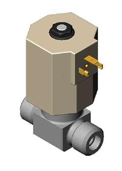 Клапан электромагнитный ВИЛН.492271.008