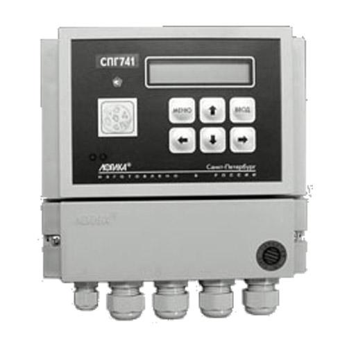 Электронный корректор объема газа СПГ 741.1