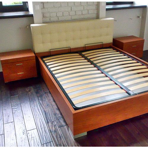 Кровать под ортопедический матрас своими руками 34