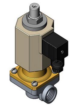 Клапан электромагнитный ВИЛН.492172.016-04