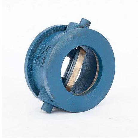 Клапан обратный поворотный, строительная длина 260 мм
