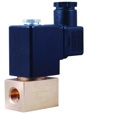 Клапан соленоидный КС 100-04