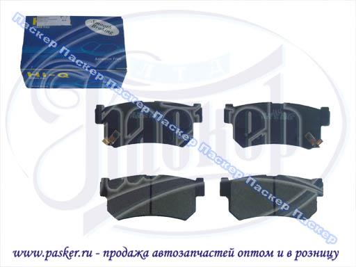 Ssangyong actyon замена передних и задних колодок youtube