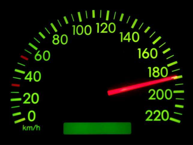 Как сделать спидометр на машине 583